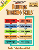 Building Thinking Skills, Book 3: Verbal, student & Teacher