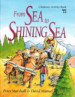 From Sea to Shining Sea Children's Activity Book