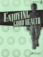 Enjoying Good Health 5, Text Answer Key