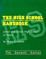 High School Handbook, Junior & Senior High School at Home