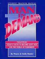 Man in Demand, student training manual
