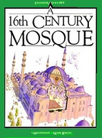 16th Century Mosque Inside Story