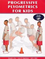 Progressive Plyometrics for Kids, book & DVD set