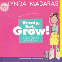 Ready, Set, Grow! Book for Younger Girls