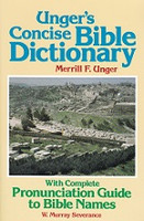 Unger's Concise Bible Dictionary