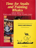 Time for Snails and Painting Whales & Unit Study Guide Set