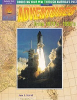 Adventures from 1970's-1990's Activity Text