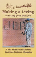 Making a Living Creating Your Own Job, a Self-Reliance Guide