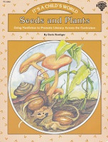 Seeds and Plants Unit Study Using Nonfiction