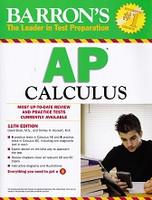 Barron's AP Calculus, 11th ed.