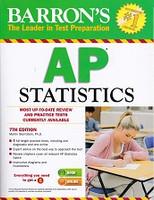 Barron's AP Statistics, 7th ed.