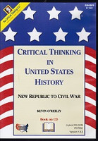 New Republic to Civil War, Book Two on CDRom