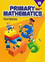 Singapore Mathematics 1B Textbook, Standards Edition