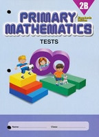 Singapore Primary Mathematics 2B Tests, Standards Edition