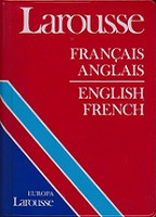 Larousse Francais Anglais Dictionnaires Europa