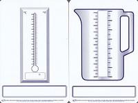 Liquid and Temperature C & F Measurement Boards