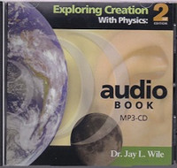 Apologia: Exploring Creation--Physics, 2d ed., Audio MP3