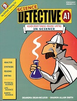 Science Detective A1, higher-order thinking & reading