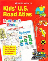 Kids' U.S. Road Atlas
