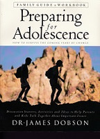 Preparing for Adolescence, Family Guide & workbook