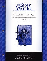 Story of the World, Volume 2: The Middle Ages, Tests-Key