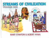 Streams of Civilization, Volume One, text & Tests & Guide