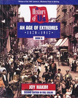 Age of Extremes, 1870-1917, Book 8, 2d ed.