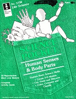 Science Pocket: Human Senses & Body Parts Activity Guide