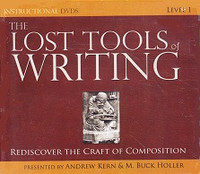Lost Tools of Writing, Level 1, Set of 6 Instructional DVDs