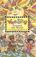Wee Sing Around the World, Book only