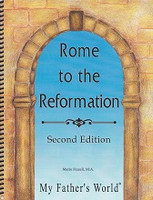MFW Rome to the Reformation (Year 3), 2d ed., Teacher Manual