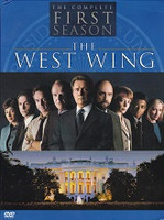 West Wing, the Complete First Season DVD Set; The