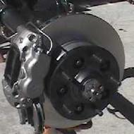 CT4966 Brake Disk Rear MK3