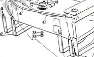 1217 Drain Plug, Fuel Tank