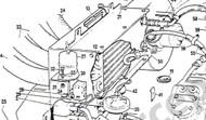CT4042 Heater Matrix-Used