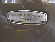 MK2 Badge Frnt Wing LH