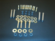 Bolt Kit: Exhaust Manifolds Late w/sleeve nuts