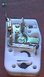 74257 Door Lock Mechanism LH