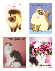 Cats Fridge Magnets Digital Downloads