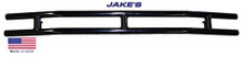 Club Car DS Jake's Black Rear Bumper Assembly