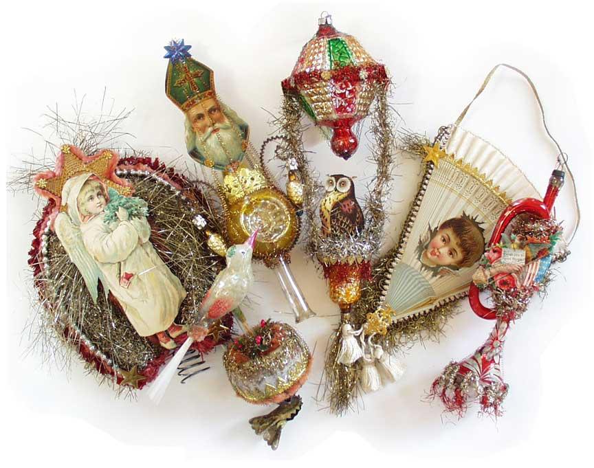 Brilliant Dresden Star Ornaments Victorian Ornaments One Of A Kind Easy Diy Christmas Decorations Tissureus