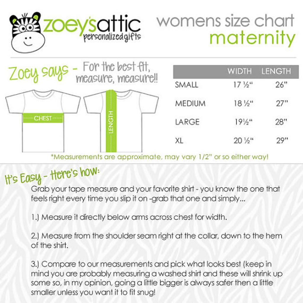 Easter eggspecting glitter non-maternity or maternity shirt