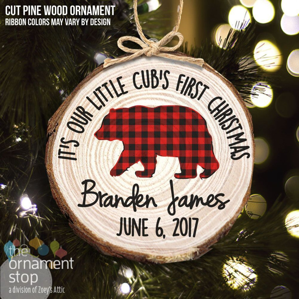 New Holiday Ornaments