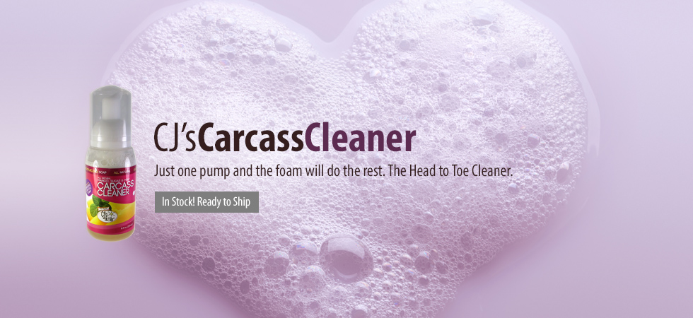 CJ's Carcass Cleaner