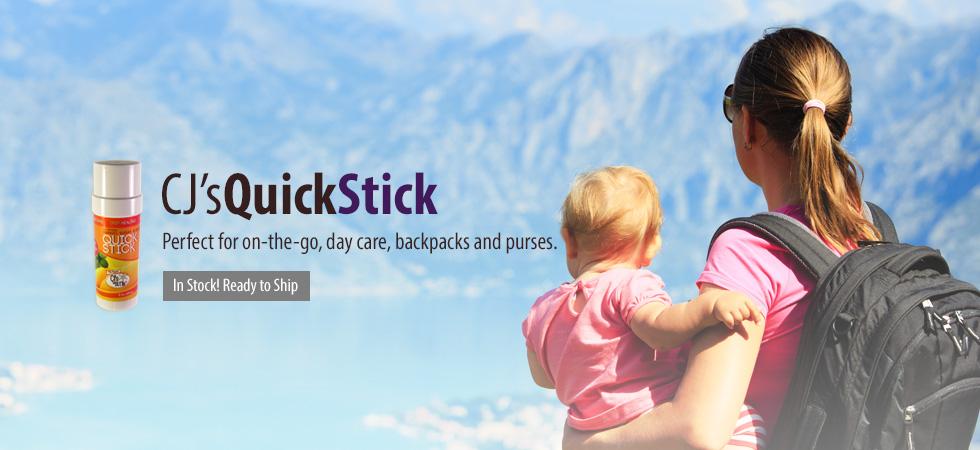 CJ's Quick Stick