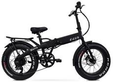 Elux | Electric Bike | Folding | 2018 Black