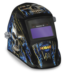 HOBART Discovery Series Mystic Auto-Darkening Variable Shade Welding Helmet