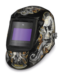 HOBART PRO Series Decomposition, Large View Variable Shade Auto-Darkening Welding Helmet