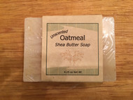 Oatmeal Soap with Shea Butter