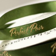 """Perfect Pair"" Ribbon"